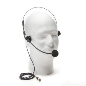 HS-11H Headset Microphone w/ Hirose